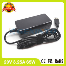 20V 3.25A 65W ac power adapter 5A10G68671 ADL65WDE 5A10G68672 ADL65WDG 5A10G68673 laptop charger for Lenovo Miix 4-12ISK