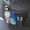 2016 Universal Car Auto Back Rear Trunk Seat Elastic String Net Mesh Storage Bag Pocket Cages Organizer Free Shipping&Wholesale