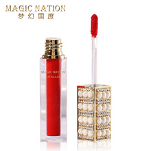 Lip Gloss Makeup Beauty-Pearl Red Velvet Magic Lip-Glaze Diamond Matte Nude Sexy-Color