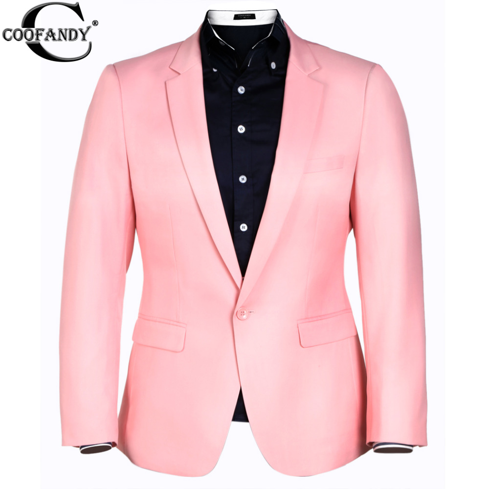 Online Buy Wholesale men pink blazer from China men pink blazer