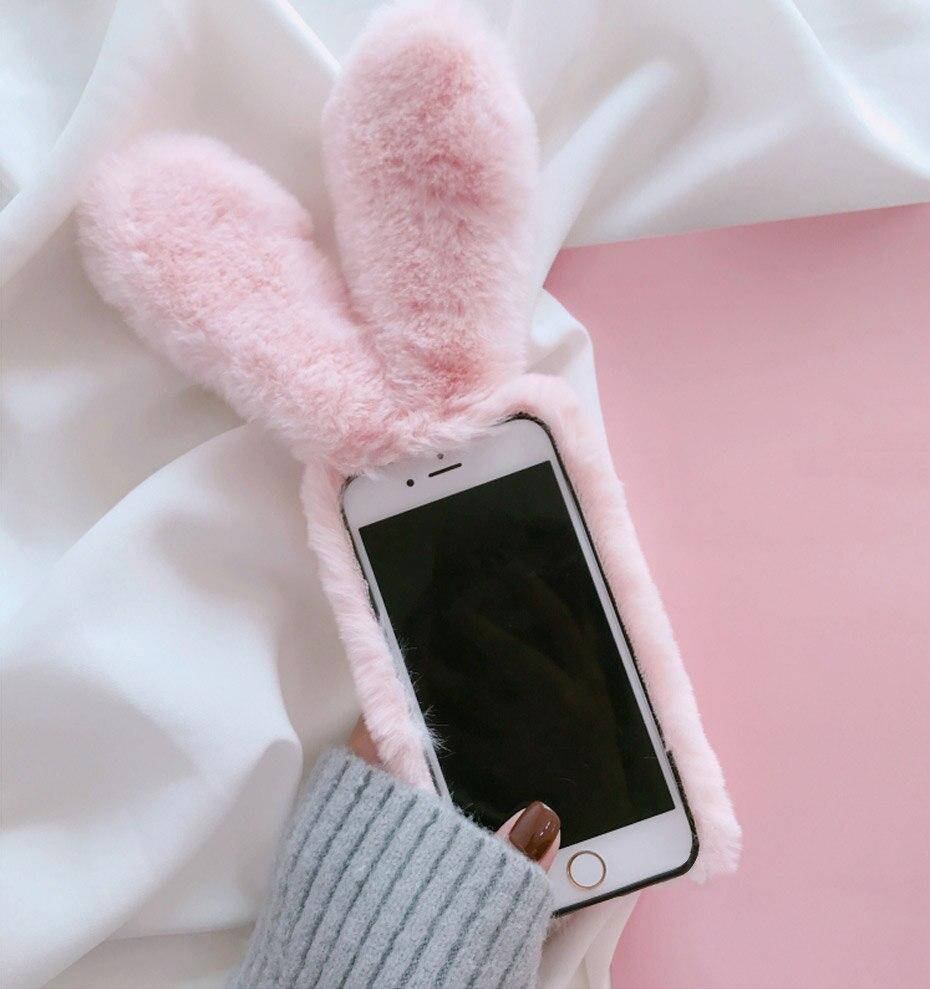 coque poilu iphone 8 plus