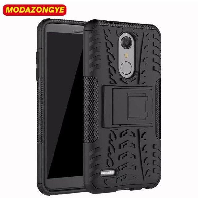 half off 16b4b 727bd For LG K11 Case LG K11 2018 Case Cover Hybrid TPU Silicone + Hard Back  Cover Phone Case For LG K11 K 11 LGK11 2018 Case