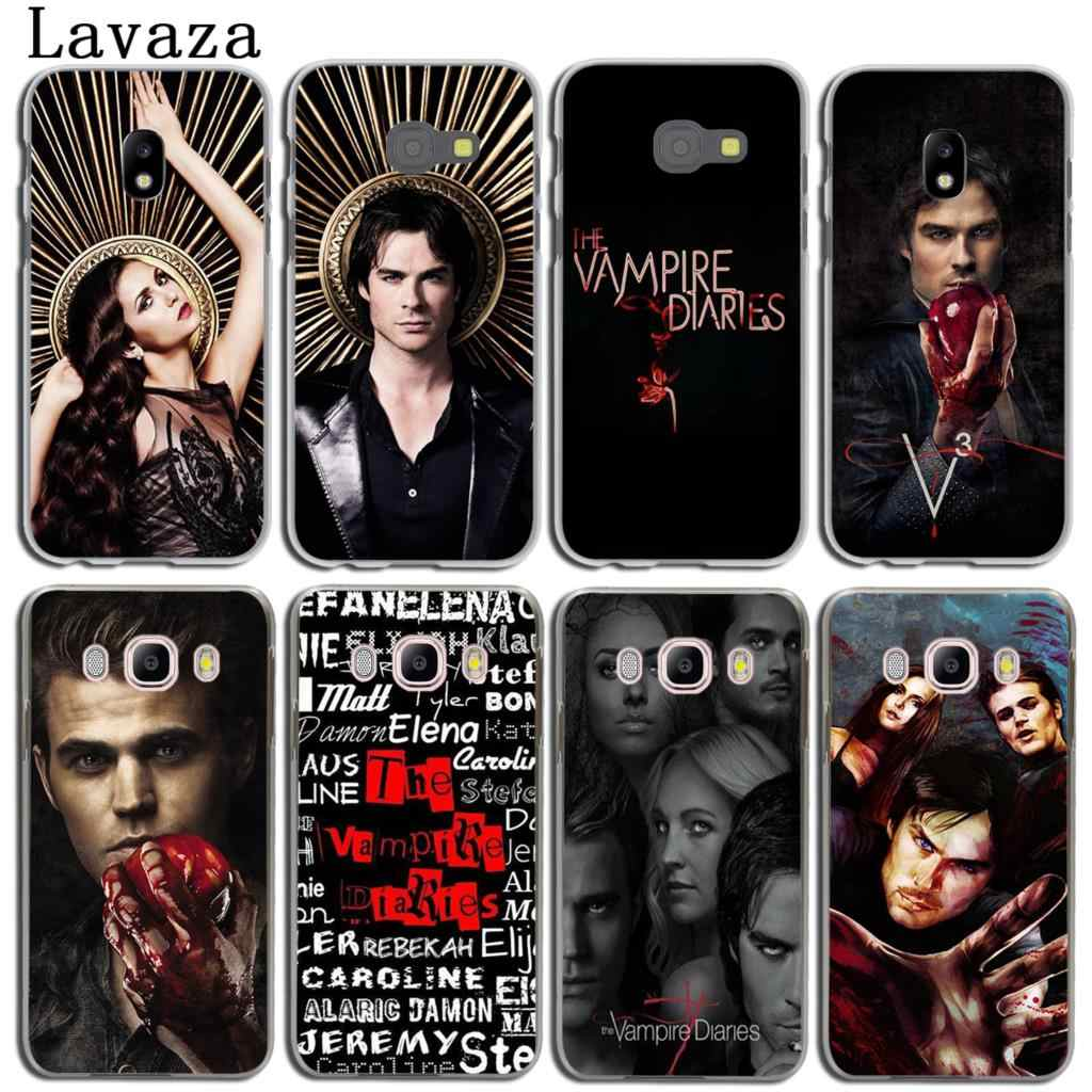 Чехол для телефона Lavaza The Vampire diaries PhoneCase для samsung Galaxy J8 J7 Duo J6 J5 J4 Plus 2018 2017 2016 J2 J3 EU US Prime 2015