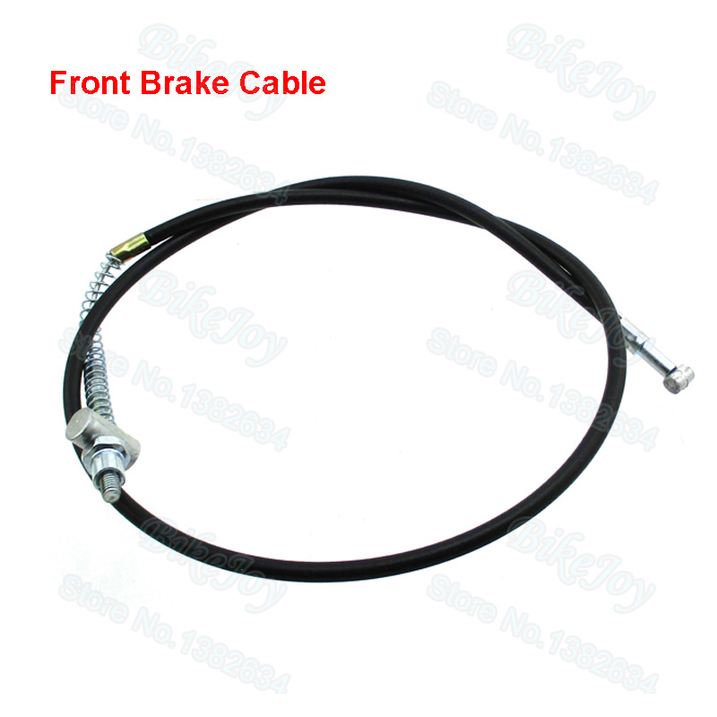 Front Drum Brake Cable For YAMAHA PW50 Y Zinger 50 PY50