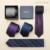 2016 Nova Moda de Alta Qualidade Microfibra 7 cm Finos Laços para homens Business Casual Gravata Gravata Gravata Dos Homens Da Marca À Prova D' Água Presente CAIXA