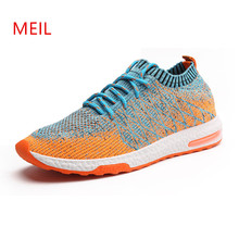 Men Shoes Summer 2018 Casual Light Weight Breathable Tenis Sneakers Trainers Mocassim Masculino Schuhe Herre