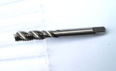 M10 x 1.5 - H2 HSS Threading Tools 1pc Metric Right Spiral Flute Tap 10mm
