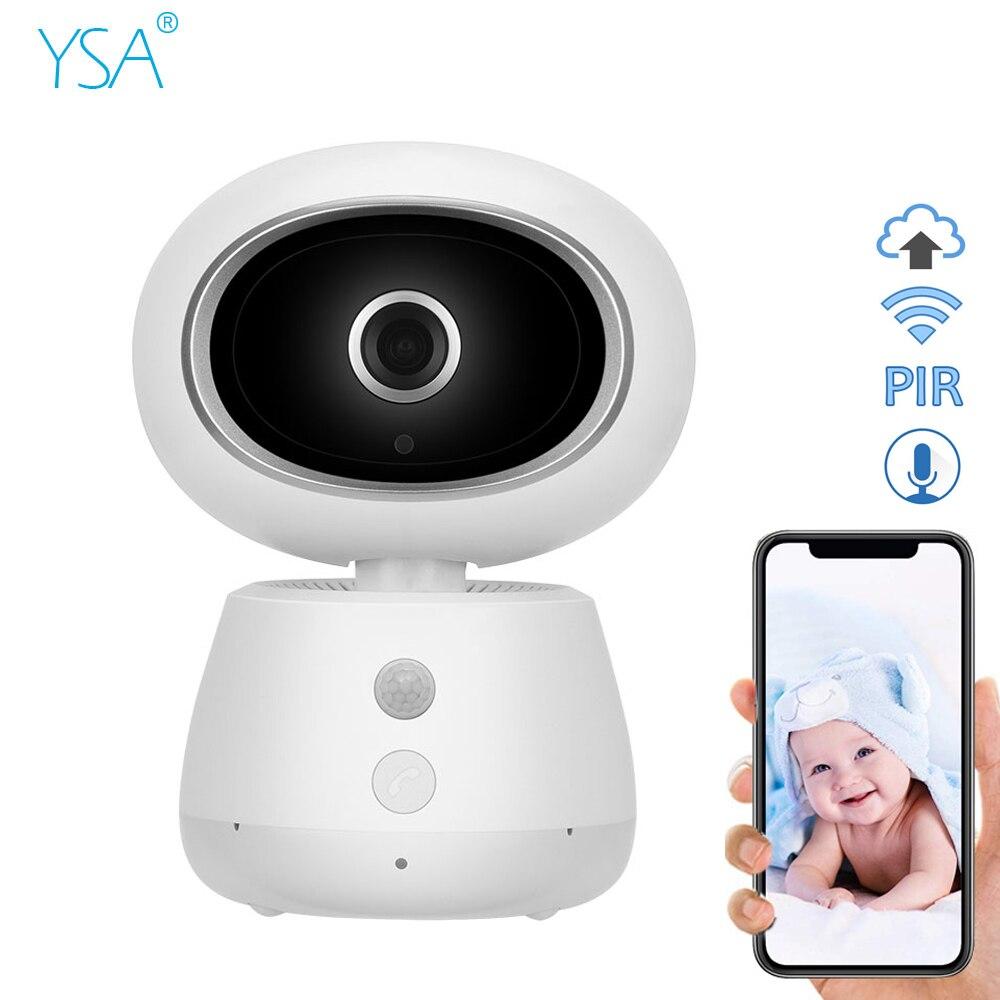 Mini moniteur vidéo sans fil bébé 3MP HD Vision nocturne Wi-Fi caméra de sécurité à domicile Surveillance de téléphone bébé caméra Wifi 2 voies Audio