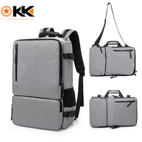 KAKA High Capacity 17.3 inch Laptop Anti theft Backpack Men Business Luggage Shoulder Bags Waterproof Travel Backpacks Schoolbag