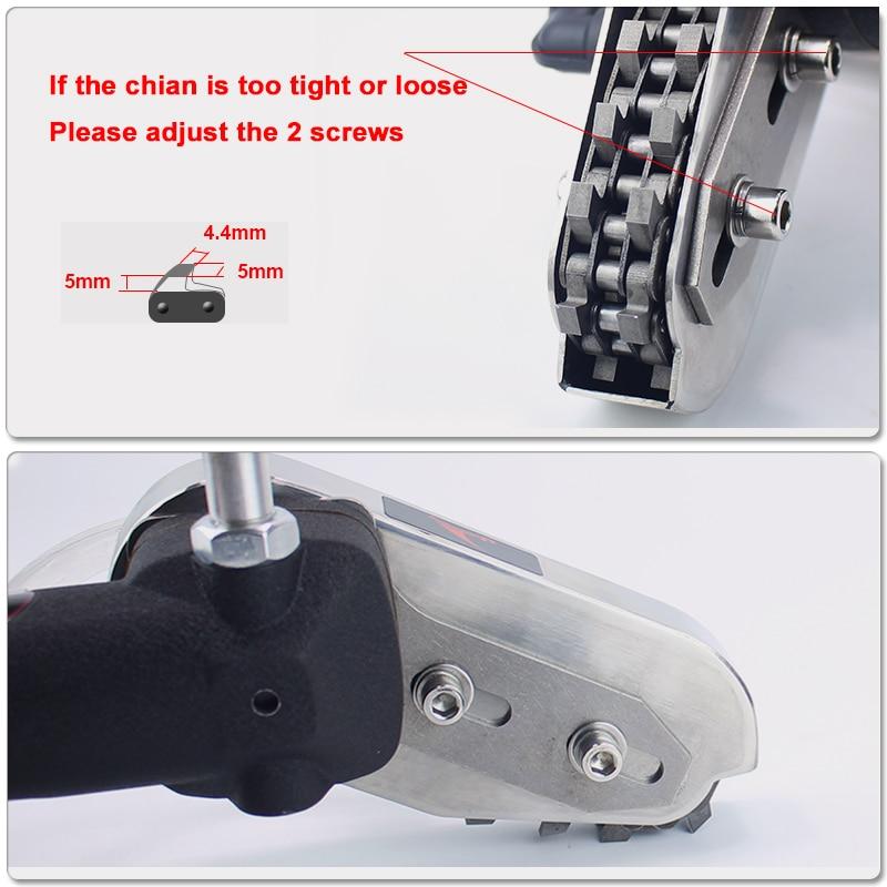 Kiváló minőségű kartondobozos pneumatikus csíkológép - Elektromos kéziszerszámok - Fénykép 3