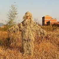 CAMO traje juego al aire libre Militar Caza y Tiro Accesorios camuflaje táctico ropa ciegos para airsoft, fauna photog