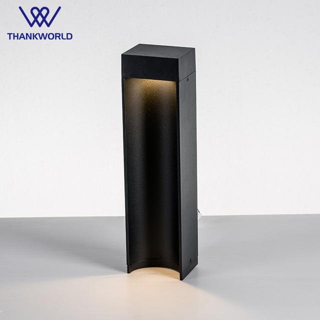 VW Leuchte LED rasen lampen 5 watt garten leuchten außenbereich ...