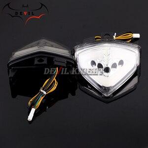 Image 5 - Voor HONDA CB1000R 2008 2013 CBR600F LED Blinker Achterlicht Motorfiets Richtingaanwijzer Achterrem Achterlicht CB 1000R CB1000 R