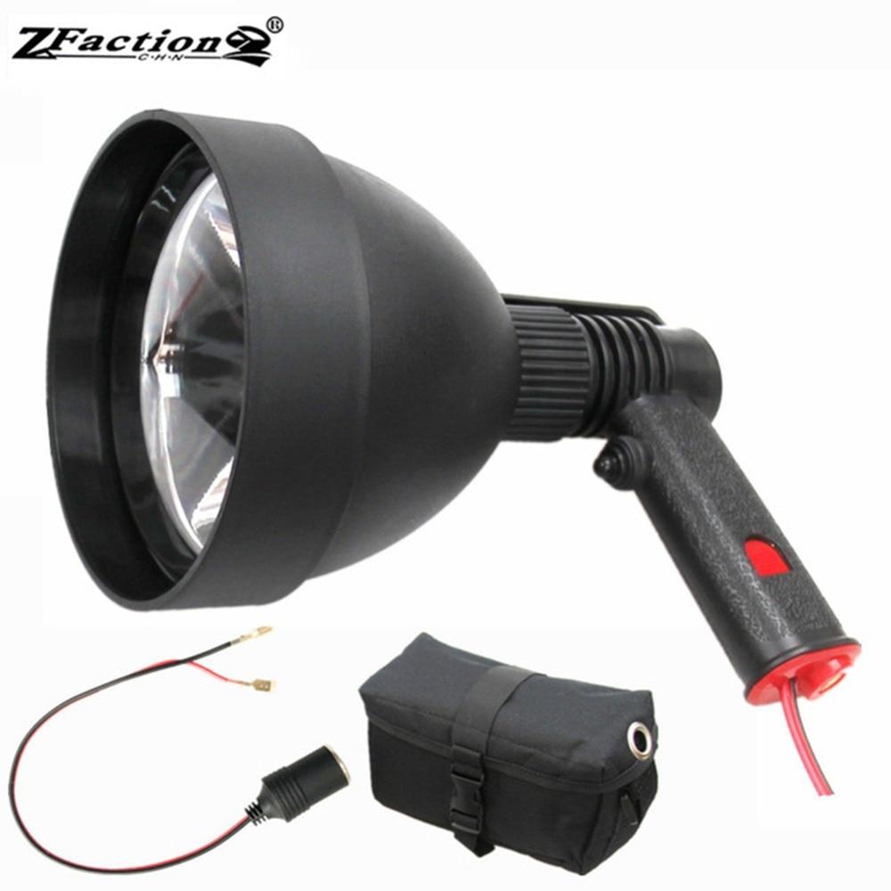 Emergency Lights Professional 12v Led Car Emergency Light Portable Spotlight For Hunting/fishing/boating/security,outdoor Led Hunting Lights Lamp