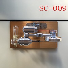 Stirling engine, micro steam generator model sc-009
