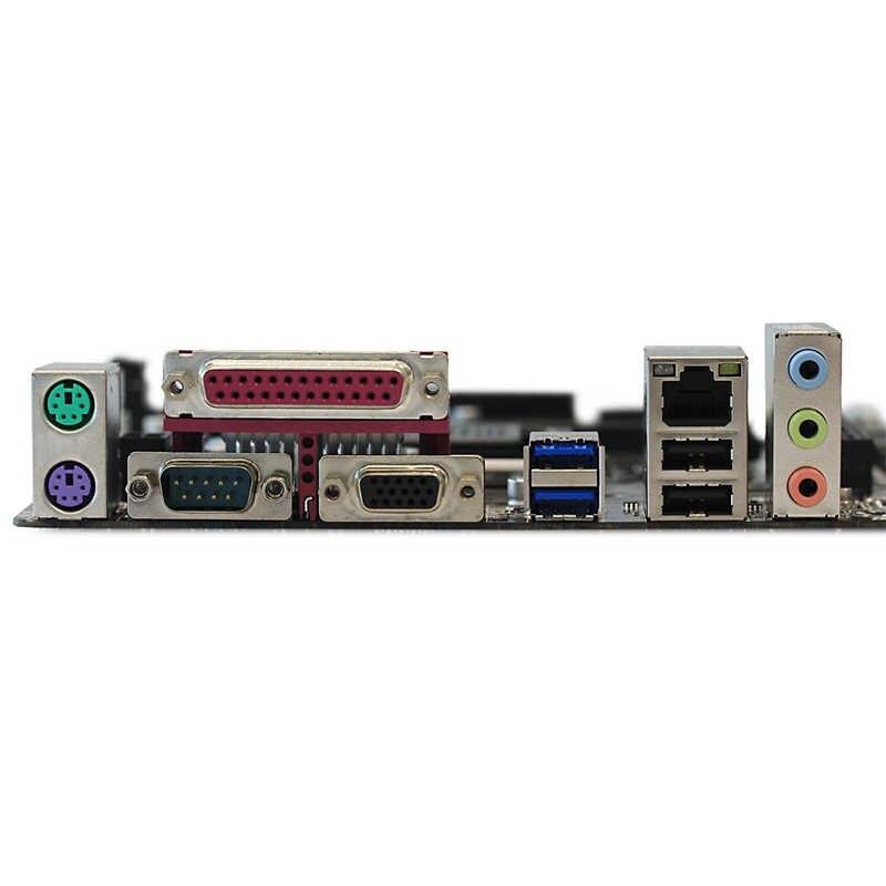 LGA 1150 Cho Intel H81 DDR3 Gigabyte GA-H81M-DS2 Bo Mạch Chủ USB3.0 16 GB H81M DS2 Để Bàn Mainboard Systemboard Sử Dụng H81M-DS2