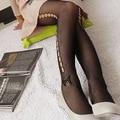 26 estilos mujeres Sexy mallas Jacquard patrón calentadores de la pierna medias panti medias fancy night club 1 unids dww14