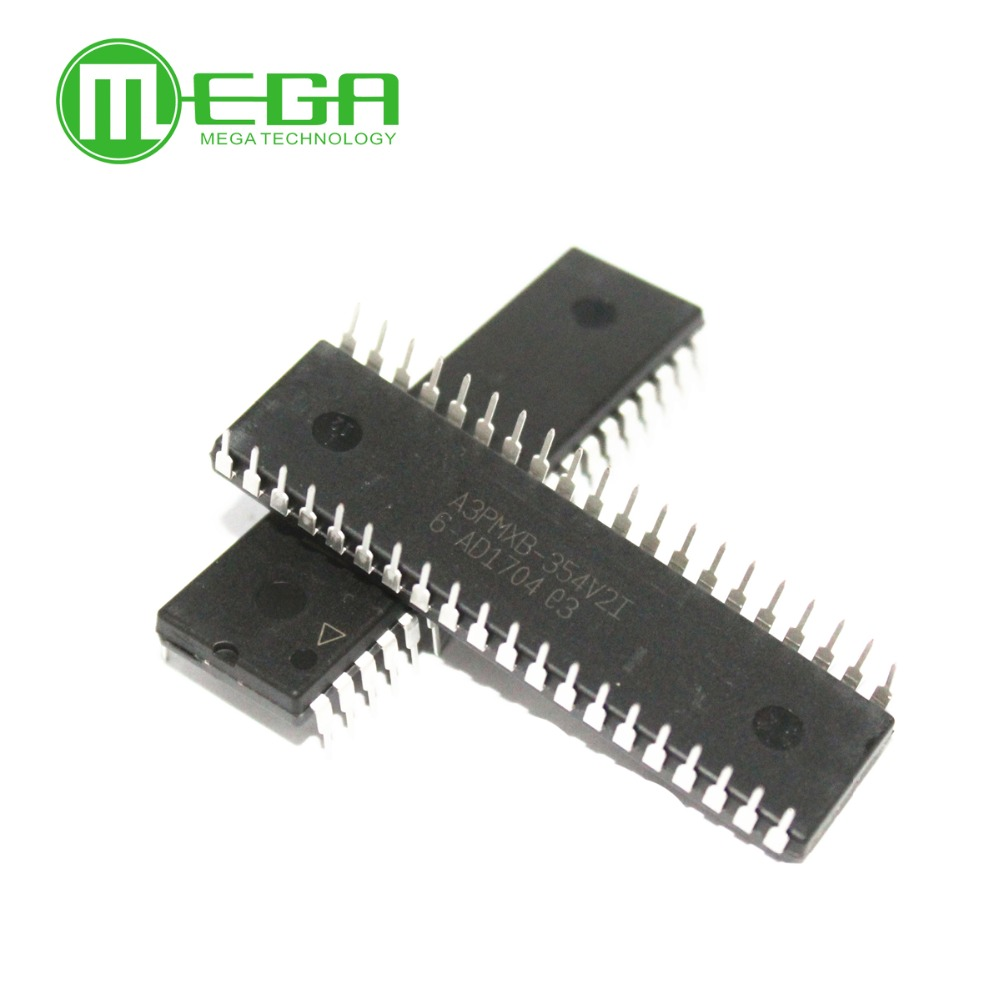 1PCS ATMEGA32A-PU MCU AVR 32K FLASH 16MHZ 40-PDIP NEW GOOD QUALITY