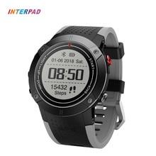 2018 Nova IP68 Interpad GPS Inteligente Relógio Do Esporte Ao Ar Livre Profissional À Prova D' Água Do Bluetooth Smartwatch Para Xiaomi Huawei Relógio Maçã