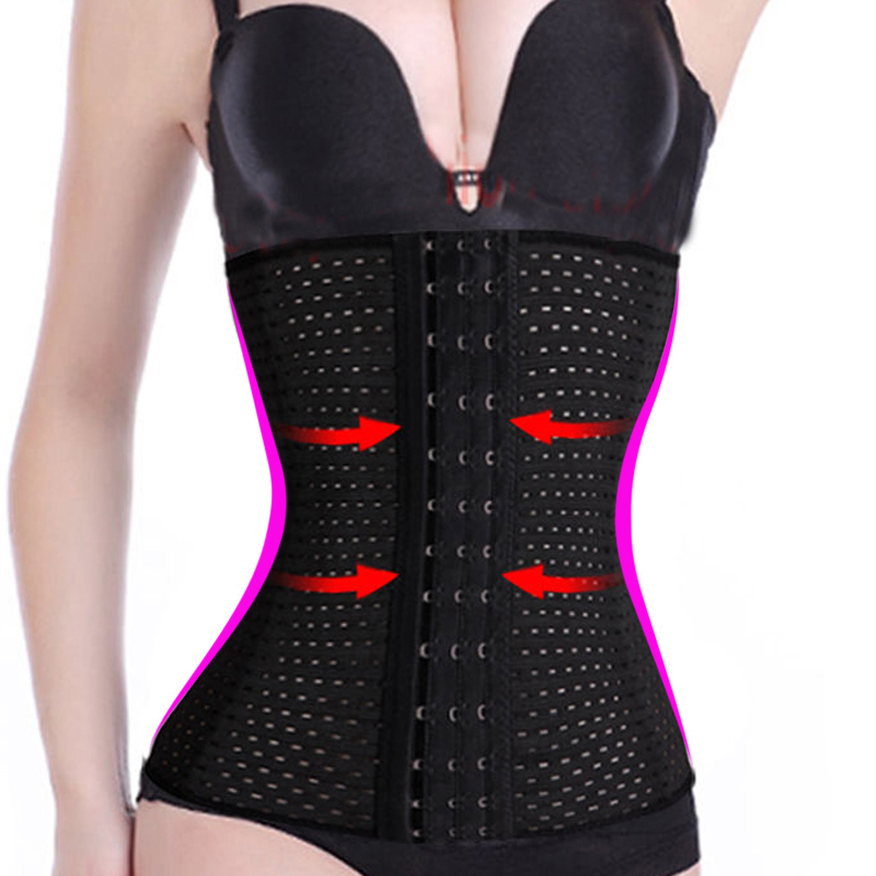 Waist trainer hot shapers waist trainer corset Slimming Belt Shaper body shaper slimming modeling strap Belt Slimming Corset 2