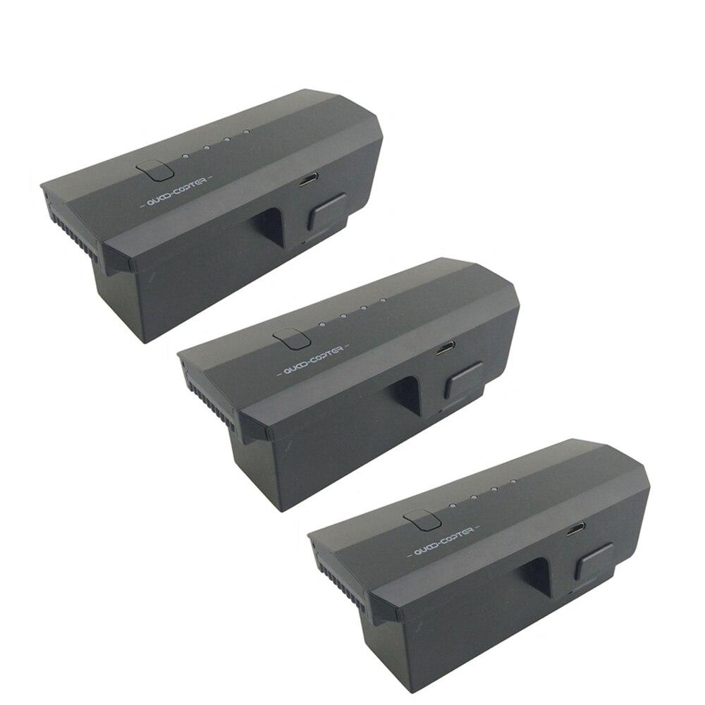 11.1V 2500mAh Lipo Battery For SJR/C SJRC F11 Drone 5G Wifi FPV GPS RC Quadcopter Spare Parts Dron Accessories SJRC F11 Battery|Parts & Accessories| |  - title=