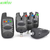 Wireless Fishing Bite Alarm Set For Carp Fishing With On Off Switch Volume Tone Sensitivity Control