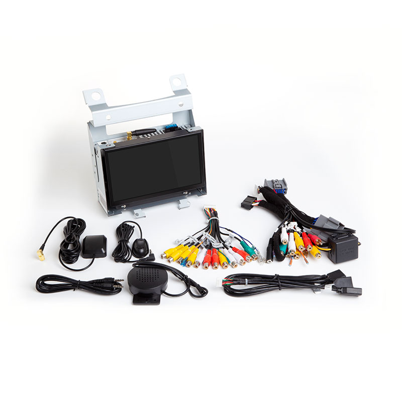 OTOJETA Android 9.1 voiture HU W/O DVD pour Land Rover/Freelander 2 2007-2012 GPS radio lecteur multimédia dispositif de navigation de voiture