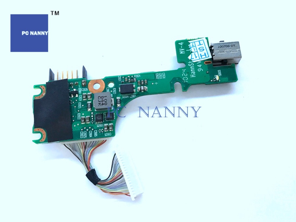 Back To Search Resultscomputer & Office Cheap Price Pc Nanny For Hp Mini 110 Mini 210 Cq10 Mini 10 Dc Power Input Jack Board 599188-001 Works