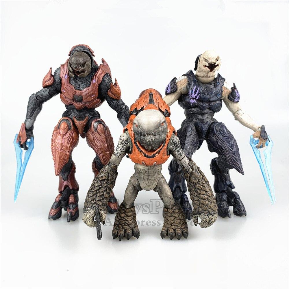 McFarlane Halo 3 Series 3 Flood combat figure humaine lot de 5