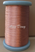 20meters/lot  0.2X100 strand twisted pair wire stranded wire strand round copper wire stranded copper wire