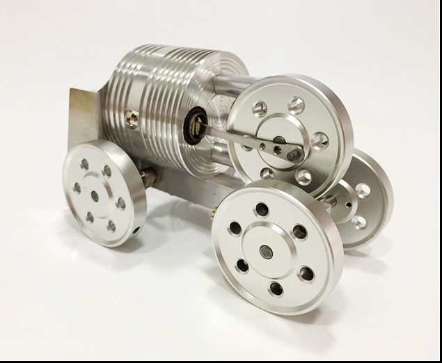 Razionale Mini Modello Di Micro-generatore Di Motore A Combustione Esterna Trolley Motore Stirling Regalo Del Bambino Giocattolo Educativo Colori Fantasiosi
