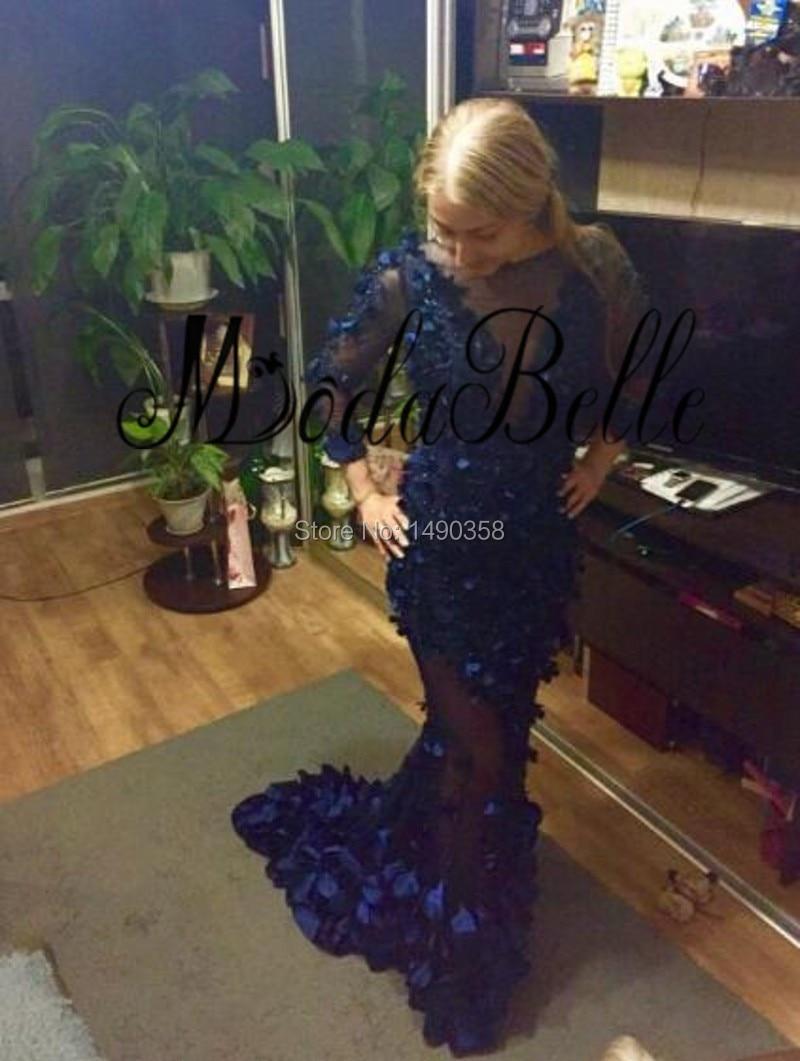 Formele Avondjurk 2017 De Luxe Élégant Longue Sirène Robes De - Habillez-vous pour des occasions spéciales - Photo 3
