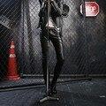 2017 Новый Мужской Кожаные Штаны Мужчины Панк-Стиль Тонкий Персонализированные Моды Тощий ПУ Кожаные Штаны Брюки