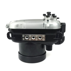 Image 4 - Meikon Waterproof Underwater Housing Camera Diving Case for Canon G7X Mark II WP DC54 G7X 2
