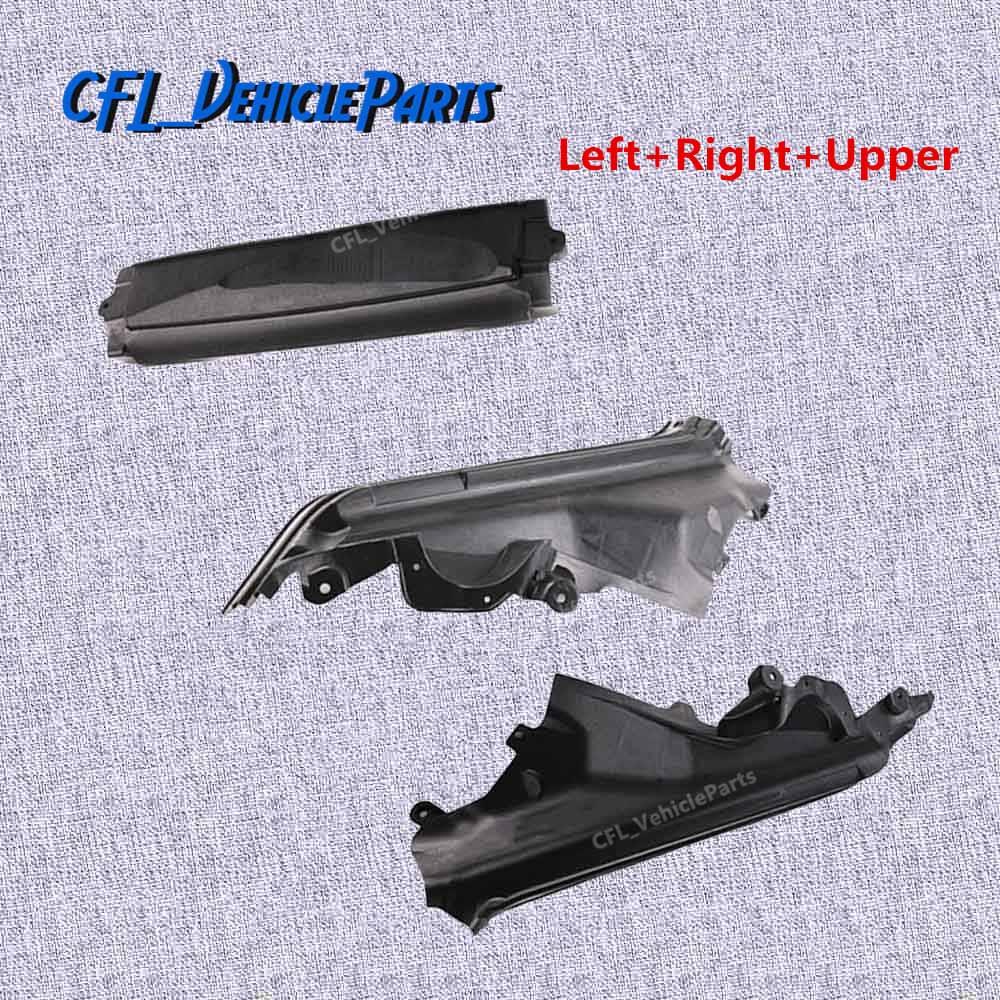 Genuine BMW E70 E70N E71 Compartment Partition Panel Right OEM 51717169420