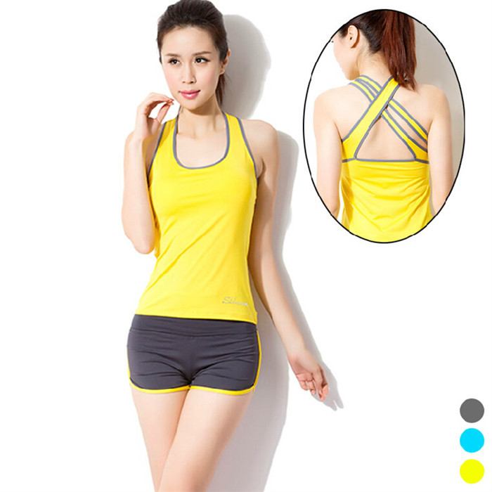 high quality yoga clothing women gym set ropa deportiva