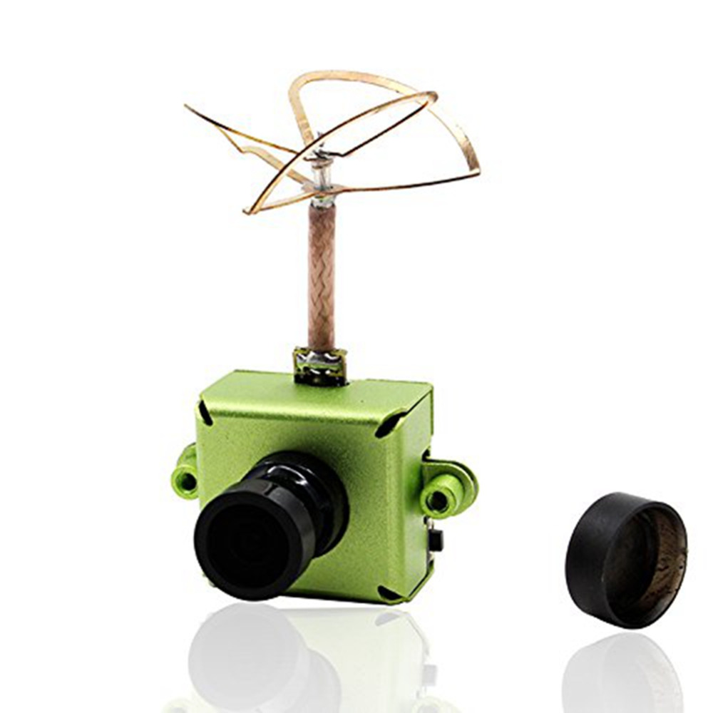 ФОТО Micro FPV Carama JF-01 25MW 5.8GHz 40CH Raceband VTX Transmitter with 800TVL Micro FPV AIO Camera for RC Racing Quadcopter Drone