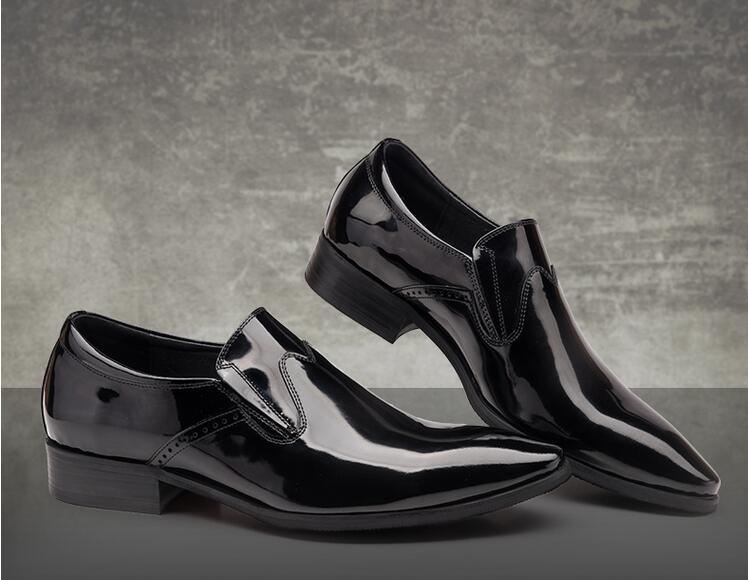 Zapatos vestido negro boda