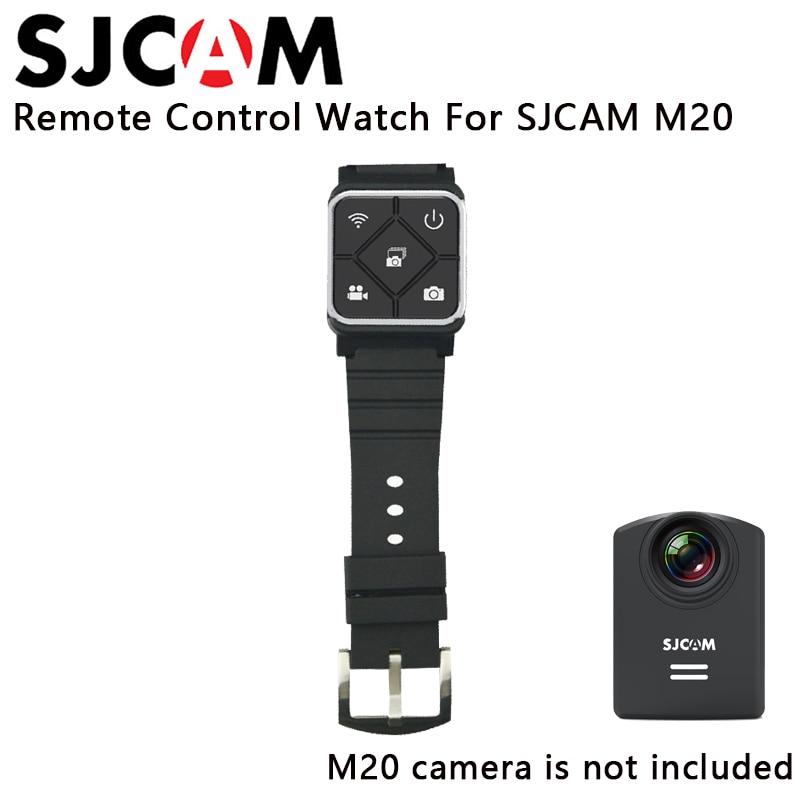 LBKAFA For SJCAM SJ6 Accessories Remote Control Watch WiFi Wrist Band For SJ CAM M20 SJ6 LEGEND SJ7 Star Sports Action Camera