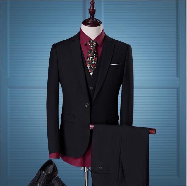 Pour Gris Manteau Hommes Fit same Marié Slim Image Image D'honneur Costumes De Pantalon As Garçons veste Costume Blazer Tuxedo 2018 Classique Gilet D'affaires Mariage Le Bal Same 80wRH