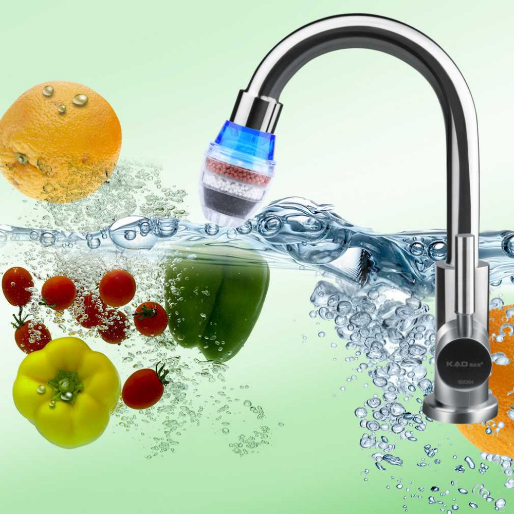 New Coconut Carbon Home Kitchen Faucet Tap Water Clean Purifier Filter Cartridge high quality