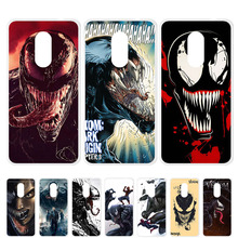 цена на Venom Painted Case For TP-LINK Neffos X1 Lite Case Silicone Soft TPU Cases TP-LINK Neffos X1Lite/TP904A TP904C 5.0 inch Cover