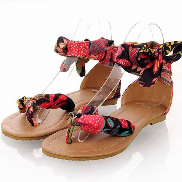 2017 Sandalias Mujer Ladies Shoes fashion Tenis Feminino Plus Size Women Sandals Sapato Summer Style Chaussure Femme Bl-326-4 1