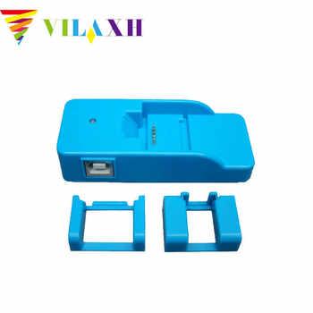 Vilaxh PGI-550 CLI-551 circuito integrato della cartuccia resetter pgi550 igp 550 cli 551 per Canon PIXMA MG6350 IP7250 MG6450 MG5550 Stampante