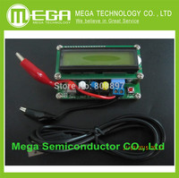 NEW LC100 A Digital LCD High Precision Inductance Capacitance L C Meter