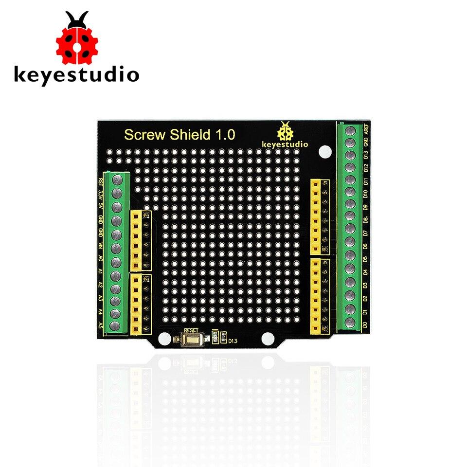 KEYES Vite Shield//terminale V2 Scheda di espansione for Scheda di espansione Cablaggio