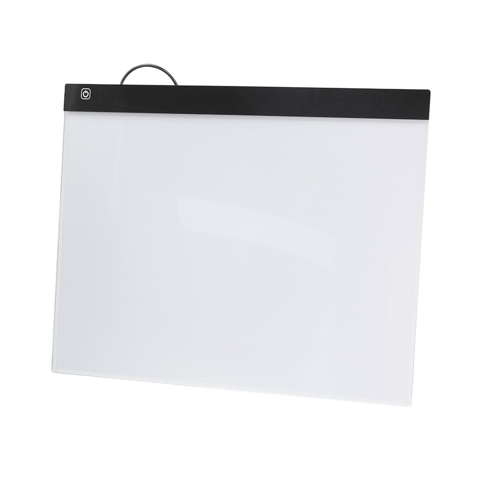 USB A3 LED Ultra Thin Art Facsimile Drawing Board Light Box Tracing Table Pad Artist Copy Desk Night Lighting Draw Stencil цена и фото