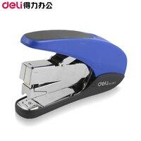 Free Shipping Deli Stationery Deli 0371 Stapler Binding Machine Use General Staples Standard Stapler Power Saving