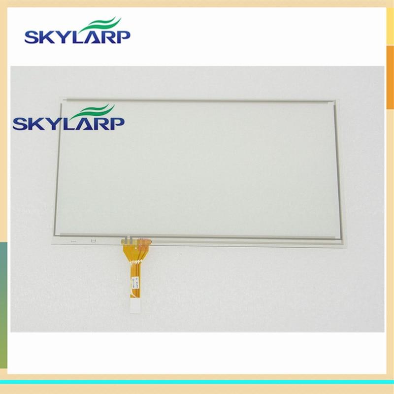 aeb56c45b Skylarpu Новый 6 дюймов 4 резистивный Сенсорный экран 149*83 мм планшета  Стекло панели Бесплатная доставка