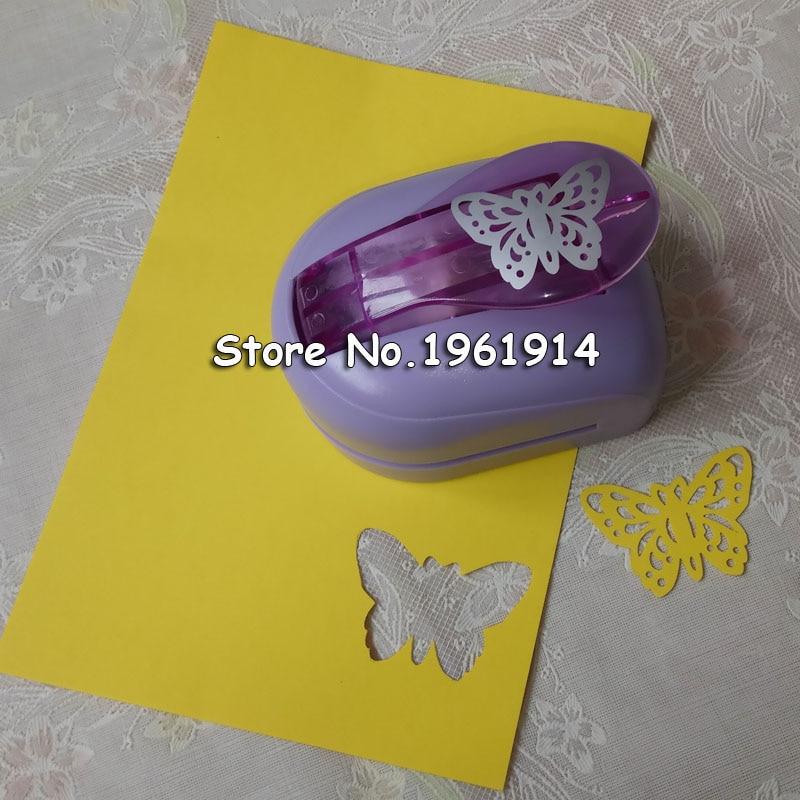 DIY Craft Punch Paper Shaper Cutter Card Making Scrapbook Tags Tool Ballon